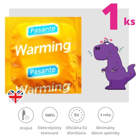 Pasante Warming  1ks