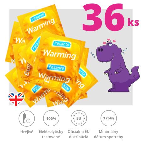 Pasante Warming  36ks