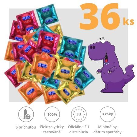 Durex Taste Me / Select 36ks