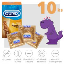 Durex Real Feel 10ks